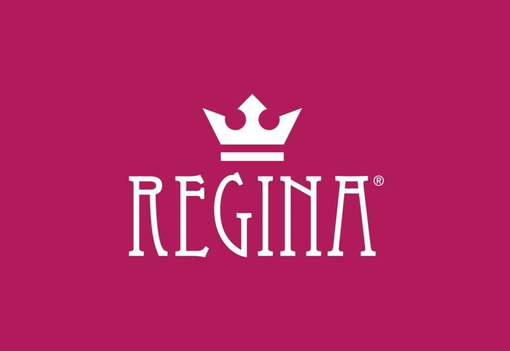Bayan giyim sektöründe faaliyet gösteren Regina firması için hazırlamış olduğumuz logo tasarımı.